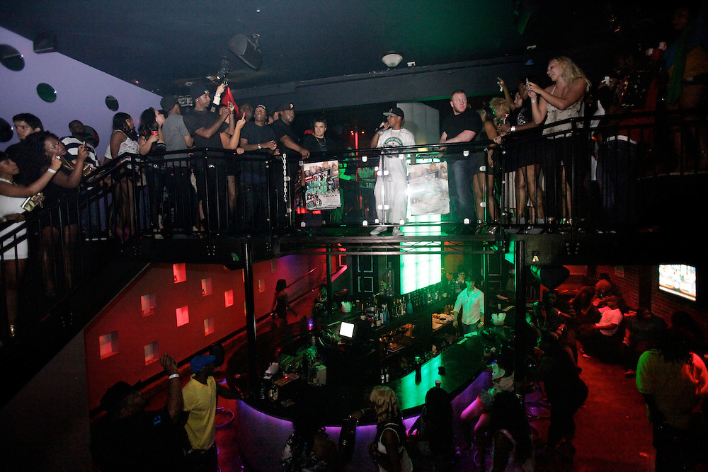 Plies, raised in Fort Myers, performs at Level Night Club on East Sunday. Plies is a controversial figure in Fort Myers. He is the most successful rap artist to come out of Southwest Florida and many believe he should give back to his community and help bring up other artists in the industry. City officials unsuccessfully tried ot ban hip hop shows from Fort Myers after a bouncer was stabbed following a Plies concert.