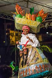 International Wear/Costume Segment.  Grenada.  Contestant #1 Kali Jackson.  St. John Festival Queen: 2015.  Winston W. Wells Ball Field.  St. John, Virgin Islands.  21 June 2015.  © Aisha-Zakiya Boyd