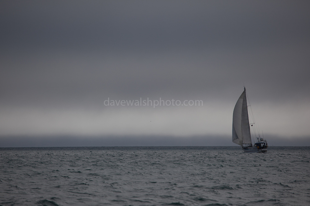 """Sailing yacht in Isjforden, Svalbard This mage can be licensed via Millennium Images. Contact me for more details, or email mail@milim.com For prints, contact me, or click """"add to cart"""" to some standard print options."""