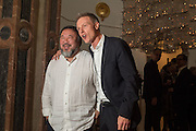 AI WEIWEI; TIM MARLOW Ai Weiwei, Royal Academy, Piccadilly. London.  15 September 2015.