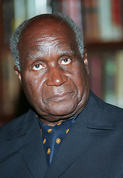 Kenneth Kaunda  Former President Of Zambia   18 November 1997     Date: 18-Nov-1997 (Credit Image: © Mary Evans via ZUMA Press)