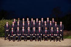 2019-03-21 Wales Squad Suit Photo