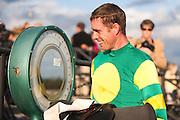 Colonial Cup - Camden, South Carolina. Jockey Jason Ruch.
