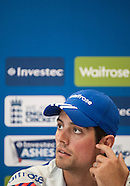 England Press Conference 150715