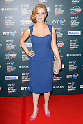 © Licensed to London News Pictures. 08/05/2014, UK. Sarah-Jane Mee, BT Sport Industry Awards 2014, Battersea Evolution, London UK, 08 May 2014. Photo credit : Brett D. Cove/Piqtured/LNP