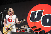Urge Overkill photographed by Mike White