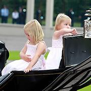 NLD/Apeldoorn/20070901 - Viering 40ste verjaardag Prins Willem Alexander, Amalia, Alaxia