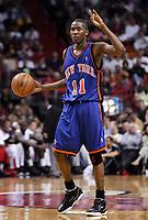 Basketball<br /> NBA<br /> Foto: imago/Digitalsport<br /> NORWAY ONLY<br /> <br /> 19.03.2005  <br /> <br /> Jamal Crawford (New York Knicks)
