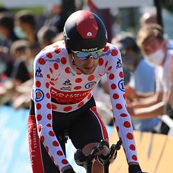 LIBOURNE (FRA) CYCLING: July 16<br /> 19th stage Tour de France Libourne- Saint-Émilion<br /> Wout Poel