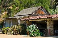 Leo Carillo Ranch Historic Park, near Carlsbad, San Diego County, California