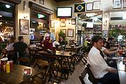Sao Paulo _ SP, 19 de Setembro de 2008.<br /> <br /> Empanadas bar na regiao da vila madalena.<br /> <br /> Foto: MARCUS DESIMONI / AGENCIA NITRO