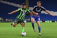 Cardiff City v AFC Wimbledon 110815