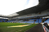 A general view of home of Coventry City<br /> <br /> Photographer Andrew Vaughan/CameraSport<br /> <br /> Football - The Football League Sky Bet League One - Coventry City v Fleetwood Town - Saturday 27th February 2016 - Ricoh Stadium - Coventry   <br /> <br /> © CameraSport - 43 Linden Ave. Countesthorpe. Leicester. England. LE8 5PG - Tel: +44 (0) 116 277 4147 - admin@camerasport.com - www.camerasport.com