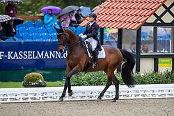 HINDLE Emma (GER), Romy Del Sol<br /> Hagen - Horses and Dreams 2019<br /> Grand Prix de Dressage CDI4* Special Tour<br /> 27. April 2019<br /> © www.sportfotos-lafrentz.de/Stefan Lafrentz