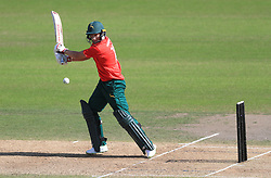 North's Billy Root during the 100 Ball Trial match at Trent Bridge, Nottingham.