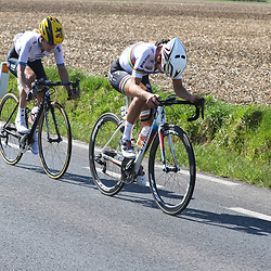 03-04-2016: Wielrennen: Ronde van Vlaanderen vrouwen: Oudenaarde  OUDENAARDE (BEL) cycling  The sixth race in the UCI Womensworldtour is the ronde van Vlaanderen. A race over the famous Flemish climbs.