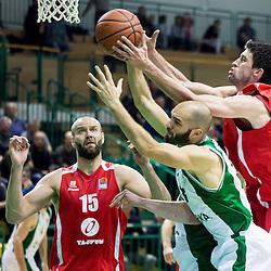 20151222: SLO, Basketball - ABA League 2015/16, KK Krka vs KK Tajfun