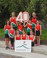 launch Westport AC 40 YEARS