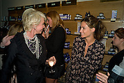 TRUDIE STYLER; SHEHERAZADE GOLDSMITH, Neal's Yard Remedies Natural Beauty Honours and drinks party. King's Rd. London. 4 September 2008.  *** Local Caption *** -DO NOT ARCHIVE-© Copyright Photograph by Dafydd Jones. 248 Clapham Rd. London SW9 0PZ. Tel 0207 820 0771. www.dafjones.com.