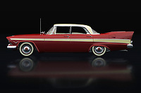 The 1957 Plymouth Belvedere Sport Sedan was a sporty family car with style; the end of the 1950s was the beginning of golden times and people were looking for prestige through the choice of their cars. The 1957 Plymouth Belvedere Sport Sedan has an unprecedented design and space to cruise through the American landscape.<br />