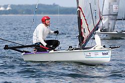 , Kiel - Kieler Woche 20. - 28.06.2015, Musto Skiff - GBR 181 - Christensen, Troy