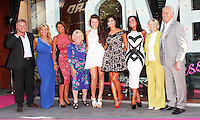 , Jessica Wright - Pop-Up Store Launch, Westfield Stratford City, London UK, 15 August 2013, (Photo by Brett D. Cove)