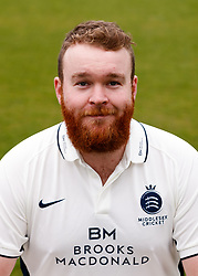 Middlesex's Paul Stirling during the media day at Lord's Cricket Ground, London. PRESS ASSOCIATION Photo. Picture date: Wednesday April 11, 2018. See PA story CRICKET Middlesex. Photo credit should read: John Walton/PA Wire. RESTRICTIONS: Editorial use only. No commercial use without prior written consent of the ECB. Still image use only. No moving images to emulate broadcast. No removing or obscuring of sponsor logos.