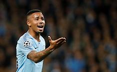 Manchester City v Lyon - 13 Oct 2018