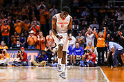 KNOXVILLE,TN - FEBRUARY 02, 2016 -  Forward Admiral Schofield #5 of the Tennessee Volunteers during the game between the Kentucky Wildcats and the Tennessee Volunteers at Thompson-Boling Arena in Knoxville, TN. Photo By Craig Bisacre/Tennessee Athletics