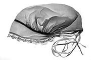 vintage sleeping bonnet