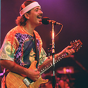 Carlos Santana plays The Puyallup Fair, Puyallup, WA on 9-11-1996.