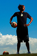 Chicago Sky Center Sylvia Fowles was recently named Most Valuable Player for her performance leading Team USA Basketball to a victory over the WNBA All-Stars team during the Stars at the Sun game in Connecticut. With one Olympic Gold Metal under her belt as a member of the USA Basketball Women's National Team in 2008, Fowles spends the off-season playing internationally in Russia and will soon be in Turkey.