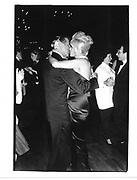 Ken Lieberman and Ivana Trump. Valentino party, Rome. 1991 approx. © Copyright Photograph by Dafydd Jones 66 Stockwell Park Rd. London SW9 0DA Tel 020 7733 0108 www.dafjones.com