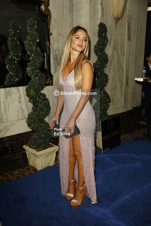 LOS ANGELES, CA - JULY 15: Ximena Cordoba attends Univision Deportes' Balon De Oro 2017 Awards at The Orpheum Theatre in Los Angeles, California on July 15, 2017 in Los Angeles, California. Byline, credit, TV usage, web usage or linkback must read SILVEXPHOTO.COM. Failure to byline correctly will incur double the agreed fee. Tel: +1 714 504 6870.