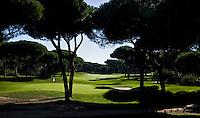 VILAMOURA - Algarve - Oceanico MILLENNIUM Golfcourse, hole  COPYRIGHT KOEN SUYK