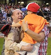 2007 - Capt Thigpen Reunion at Dayton Dragons Game