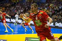 Håndball , 24. januar 2017 ,  : Norge vs ungarn<br /> Kvartfinale <br /> <br /> Bjarte MYRHOL  (Norvege)<br /> Norway only