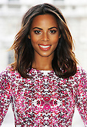 Rochelle Humes Presents Her SS15 Collection For Very.co.uk