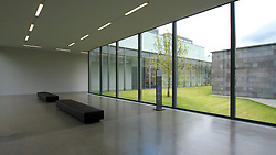 New building at Folkwang Museum in Essen Germany designed by David Chipperfield architect