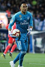 Leganes v Real Madrid 15 April 2019