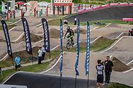 at the 2016 UCI BMX Supercross World Cup in Santiago del Estero, Argentina
