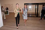 FRANCESCA AMFITEROF; LIANA MAVROMATIS, Damien Hirst, Tate Modern: dinner. 2 April 2012.