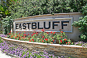 Newport Beach Eastbluff Monument Sign