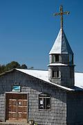 Chapel, Chiloe Island, Chile