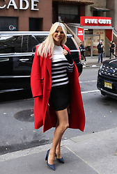 Christie Brinkley At Today Show. . 17 Jan 2019 Pictured: Christie Brinkley . Photo credit: Joe Russo / MEGA TheMegaAgency.com +1 888 505 6342