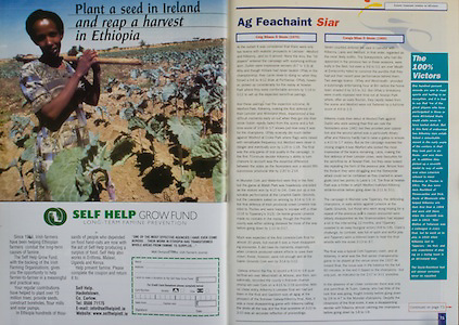All Ireland Senior Hurling Championship - Final, .10.09.2000, 09.10.2000, 10th September 2000, .10092000AISHCF,.Senior Kilkenny v Offaly,.Minor Cork v Galway,.Kilkenny 5-15, Offaly 1-14, .Self Help, Grow Fund,