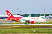 Air Malta, Maltese airline, Airbus A319-112