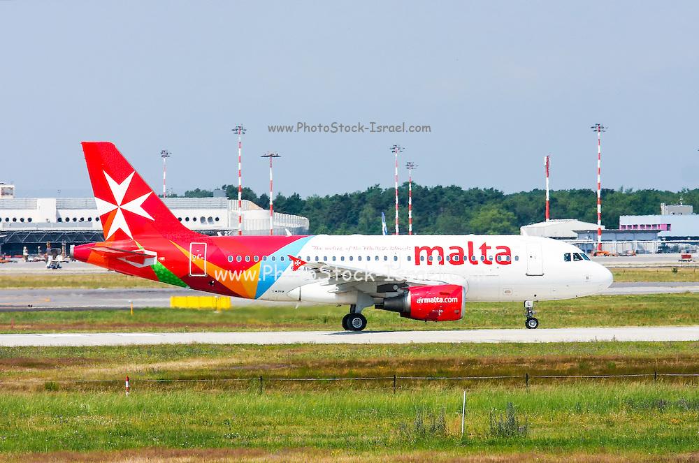 Air Malta, Maltese airline, Airbus A319-112