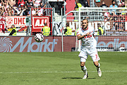 FUSSBALL: 2. Bundesliga, FC St. Pauli . 1. FC Koeln 3:5 Hamburg, 02.09.2018<br /> Marcel Risse (Koeln)<br /> © Torsten Helmke