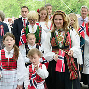 Norwegian Royal Family Celebrates National Day Princess Märtha Louise Photo by See Li​ 17 May 2014 Royal Hats | https://royalhats.wordpress.com/tag/princess-martha-louise/page/2/